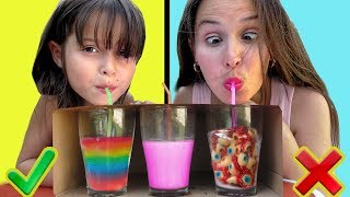 No Escojas la Bebida Incorrecta   wrong drink challenge