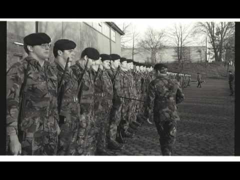2LI - Second Light Infantry - Support Company 1976