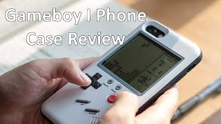 Gameboy Phone Case Review