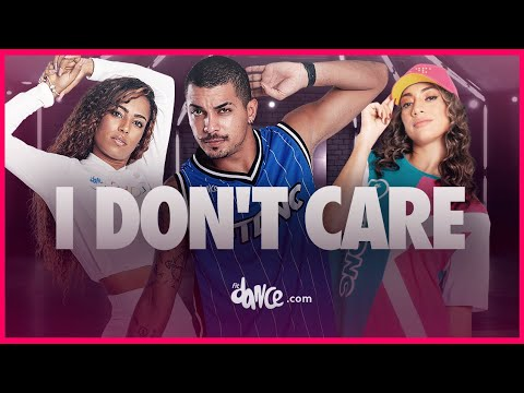 I Don't Care - Ed Sheeran & Justin Bieber | FitDance TV (Coreografia Oficial)
