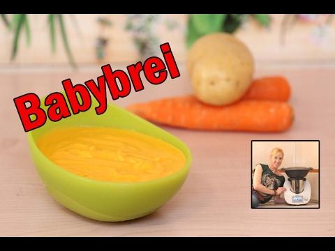 Rezept babybrei kurbis thermomix