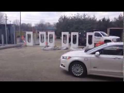 Tesla Super Charging station issues in NJ?  Chris Christie vs Tesla? Hamilton NJ