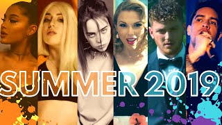 SUMMER 2019 MEGAMIX Mashup of 60 Songs (MI Mashups)