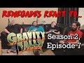 Renegades React to... Gravity Falls - Season 2, Episode 7: Society of the Blind Eye