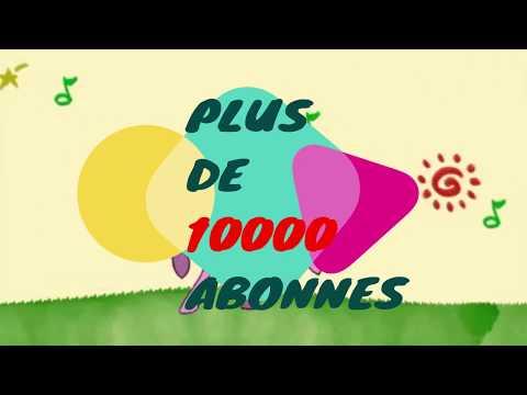 10000 ABONNES 10000 MERCIS