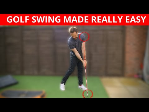 THE GOLF SWING MADE RIDICULOUSLY EASY