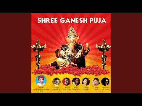 Ganesh Aarti - Sukhakarata Dukhaharta