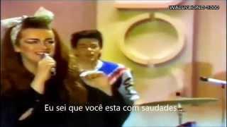 MISS ME BLIND-CULTURE CLUB-TRADUÇÃO-LEGENDADO EM PT BR-ANO 1984 ( HQ )