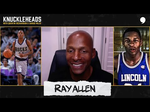 Hall of Famer Ray Allen Joins Q and D   Knuckleheads S6: E1   The Players' Tribune