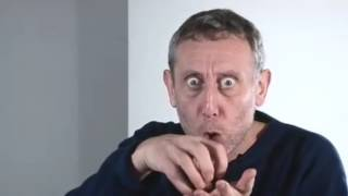 YTP   Michael Rosen is forced to listen to Justin Bieber by BenAD361 (reupload)