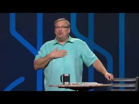 Daring Faith: Daring To Be Generous with Rick Warren