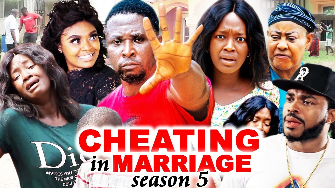 Download CHEATING IN MARRIAGE SEASON 5 (Trending New Movie)Luchy Donald  2021 Nigerian Blockbuster Movie 720p