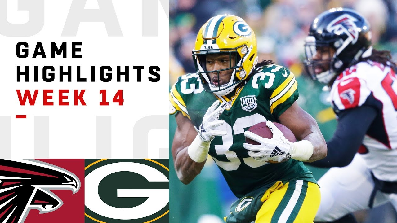 cheap for discount f9f60 3b7d8 Falcons vs. Packers Week 14 Highlights | NFL 2018