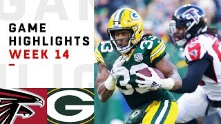 Falcons vs. Packers Week 14 Highlights
