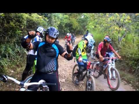 JHB Tour Downhill Kintamani Tianyar  Bali Part 2