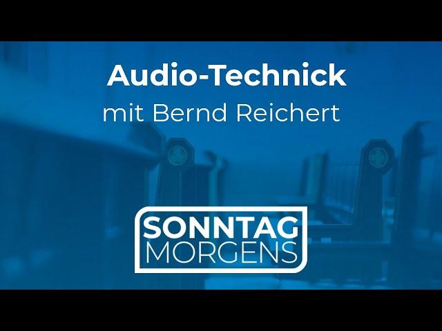 5 Best-Practice Tipps für die Audio-Technik
