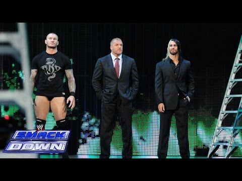 Triple H: Trust in The Authority - SmackDown, June 27, 2014
