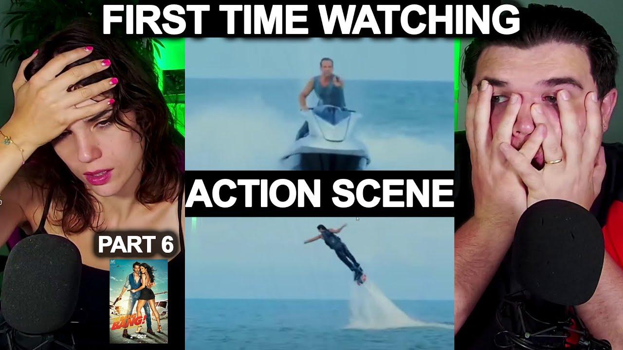 Bang Bang - PART 6 - ACTION SCENE! - Hrithik Roshan, Katrina Kaif