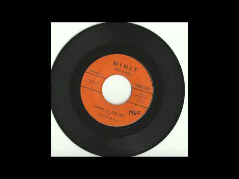 Jessie Hill - Whip it on Me - 45 RPM