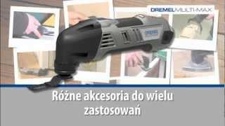Dzięki narzędziu Multi-Max, Dremel oferuje klientom wysokiej klasy ...