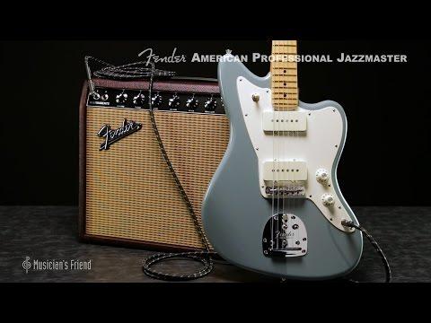 Fender American Professional Jazzmaster Electric Guitar