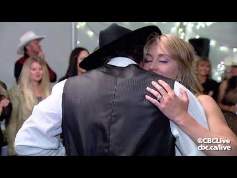 Inside Heartland Star Amber Marshall's Wedding Pt. 3   CBC Connects