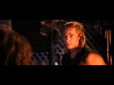 Achilles tells Briseis about the gods - From Troy (2004)