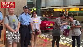 476,000 Hongkongers call for a peaceful and stable Hong Kong.