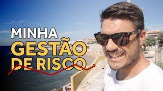 MINHA GESTÃO DE RISCO...DAY TRADE É COMO SURFAR!!!