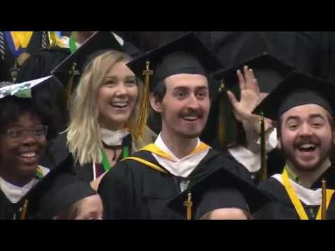 Undergraduate Commencement May 19, 2018