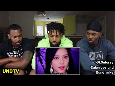 BLACKPINK - (DDU-DU DDU-DU) MV [REACTION]