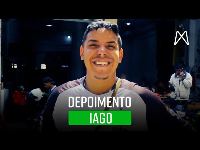 MOTTU - DEPOIMENTO | IAGO