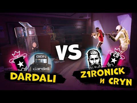 dardali vs Z1ronick