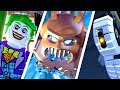 LEGO Dimensions - All Bosses