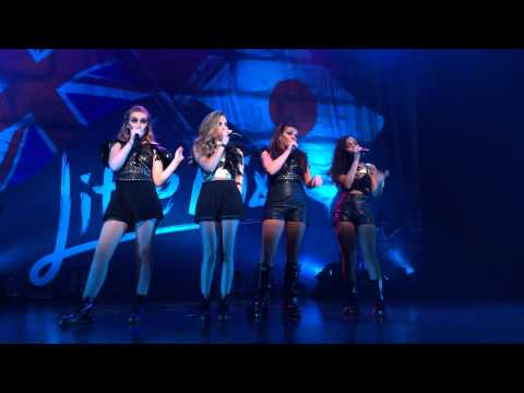 Little Mix - Boy - Tokyo - 18/8/2014 (front row)