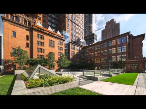Carnegie Hall Weill Roof Terrace - Project of the Week 9/28/15