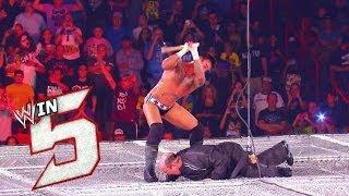 WWE in 5 - Week of October 28, 2013