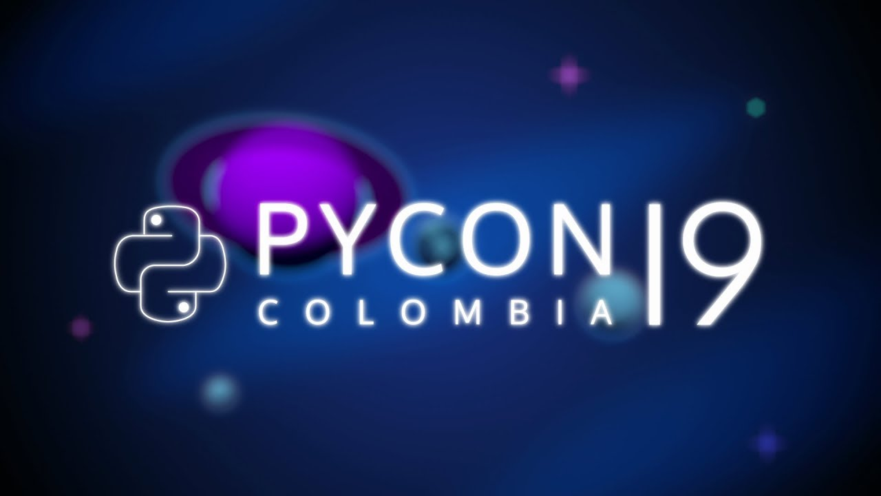 Image from PyCon Colombia 2019 promo