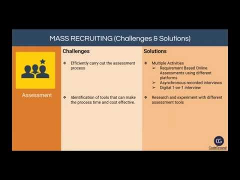 Mass Recruitment: A look into talent acquisition