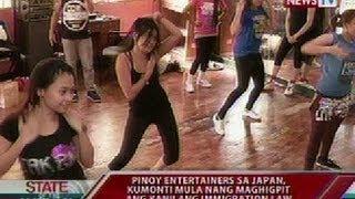 SONA: Pinoy entertainers sa Japan, kumonti mula nang maghigpit ang kanilang immigration law thumbnail
