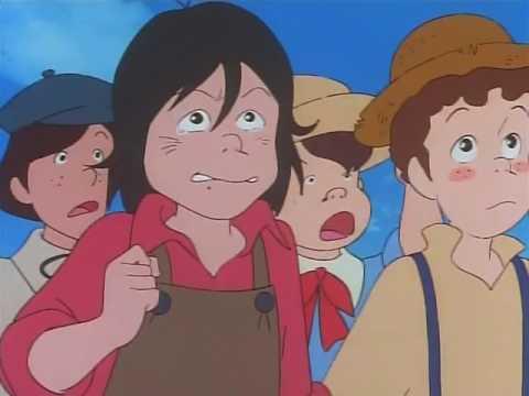 トム・ソーヤーの冒険 28話「リゼットを助けろ!」