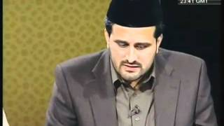The authentisity of the Ahadith presented as a proof of the truth of Hadhrat Misza Ghulam Ahmad.flv