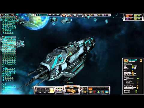 Sins of a Solar Empire Rebellion - Awesome Fleet Showcase |