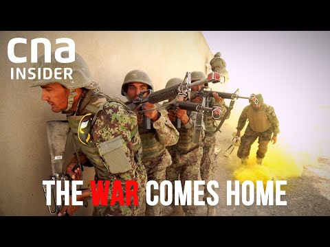 The Cost Of America's War On Terror In Afghanistan & Iraq | The War Comes Home | CNA Documentary