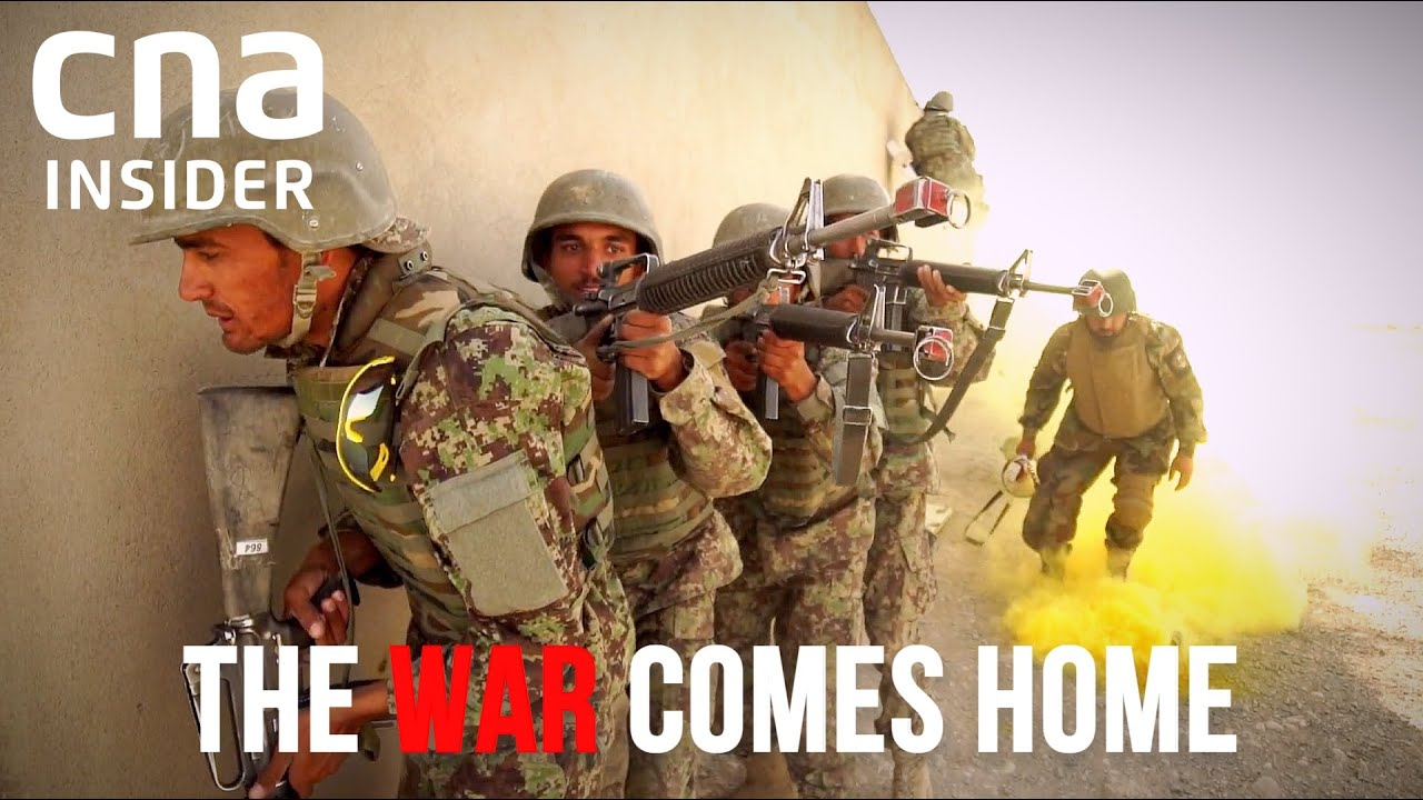 Download The Cost Of America's War On Terror In Afghanistan & Iraq | The War Comes Home | CNA Documentary