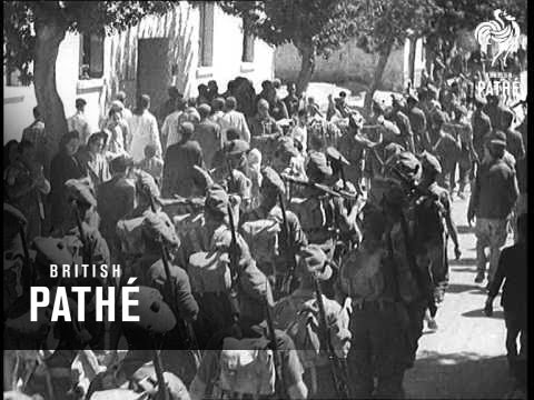 Tunisian News - From Our Cameraman In The Front Line (1943)