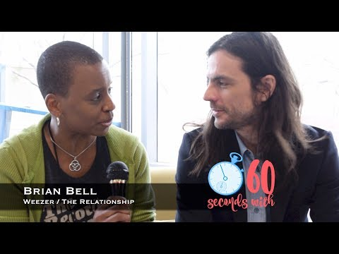 60 Seconds with Brian Bell of Weezer  The Relationship