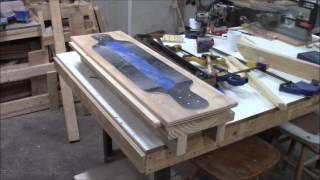 Longboard Build Part 1