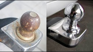 Removedor de ferrugem caseiro em gel (barato e fácil de fazer)