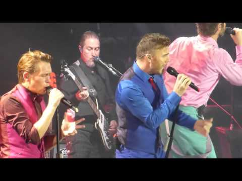 Take That - Patience (Live) Hamburg/Germany
